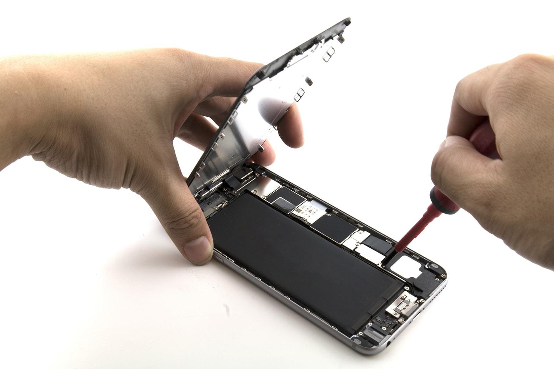 Remplacement batterie smartphones tablettes