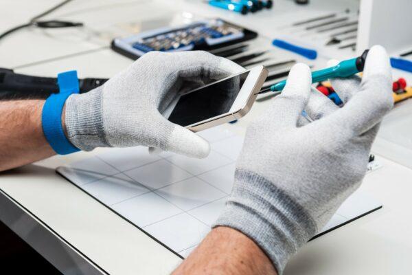 Réparation de batterie de Smartphone à Aubagne